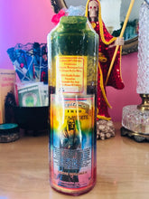 Load image into Gallery viewer, Santa Muerte - Good Luck 7 colors candle