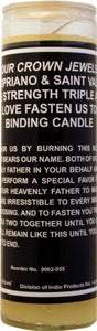 Triple Strength LOVE candle & oil