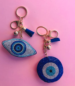 Protection key chain / purse charm