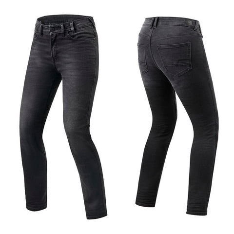 Victoria Med-Grey Used Slim Fit ladies Jeans