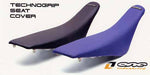 OI-STG-YA120-EB Blue Technogrip seat cover for 98-01 TTR250