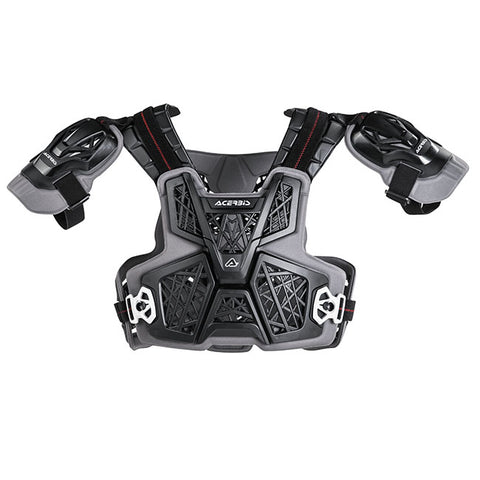 Gravity Chest Protector Black front