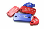 Zeta Brake Reservoir Cover - Available in Blue, Red and KTM Orange