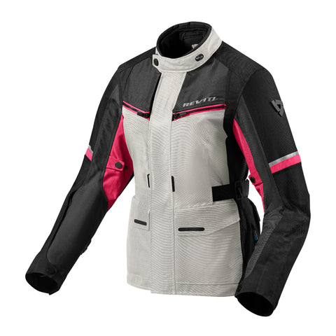 FJT263_4260 Outback 3 Ladies Silver Fuchsia
