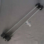 RG-750-1000  - Road Guide Universal front and rear axle slider kit
