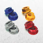 SAMPLE PICTURE - DRC M6 Flange Nuts