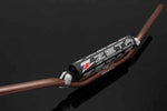 Zeta CX Comp-X Handlebar is available in either brown (shown) or black