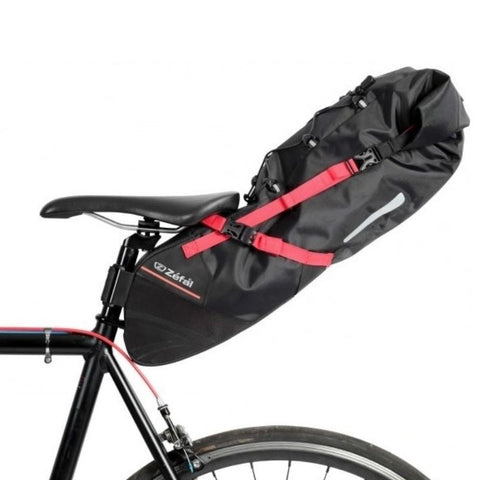 Zefal Z Adventure R17 Seat Bag - Fitted