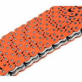 EK-520SRO6-120O - EK 520 chain measuring 120 links long, in orange (limited edition)