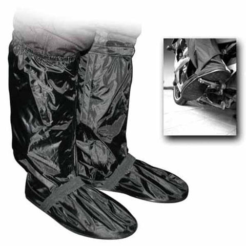 Rjays Heavy Duty Overboots are 100% waterproof with heavy duty rubber moulded soles and available for sizes 35 through to 49