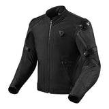 Revit Shift Jacket Black