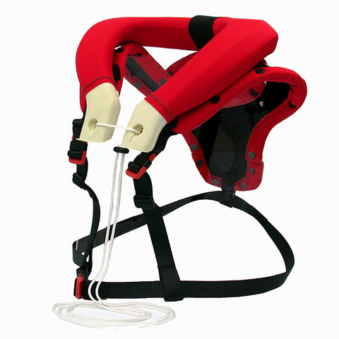 PG5920 - Adult  Soft Neck Brace (Red)
