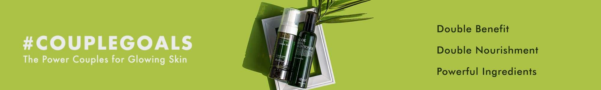 Power Couple - Skincare That Works Best Together