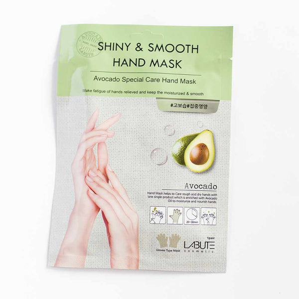 Shiny & Smooth Hand Mask-Simple-Labute-Chicsta