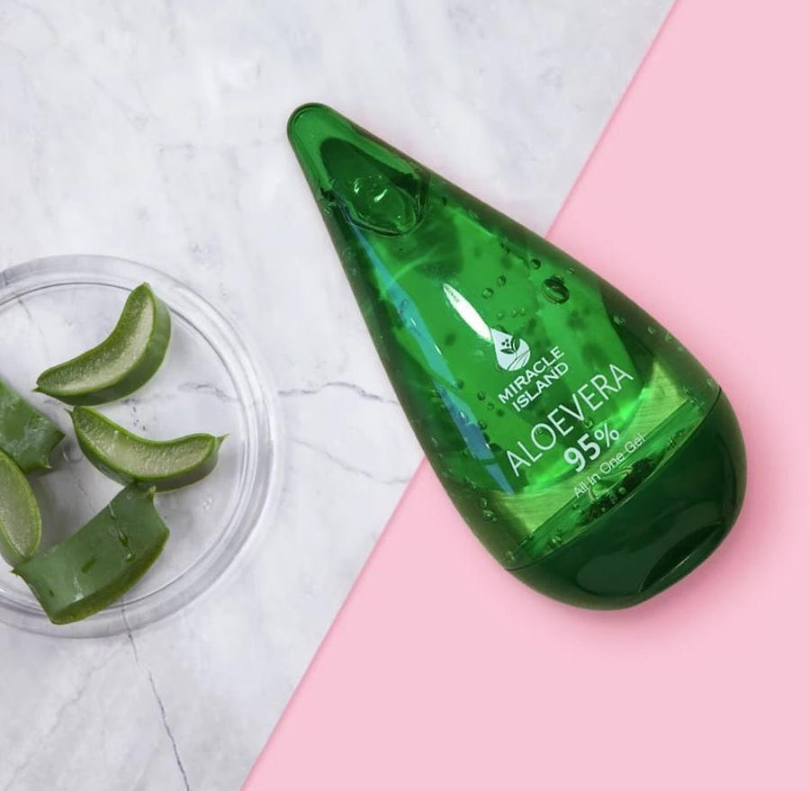 Aloe Vera 95% All In One Gel