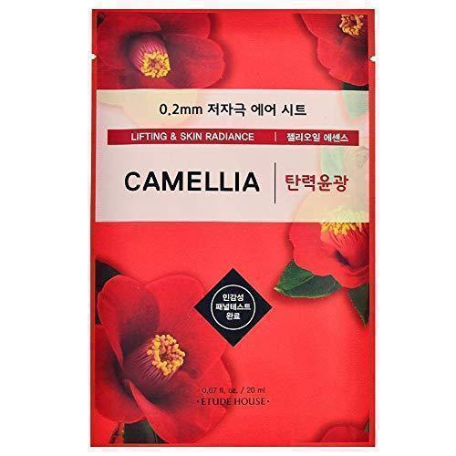 0.2 Therapy Air Mask 20ml #Camellia Lifting and Skin Radiance-Simple-Etude House-Chicsta