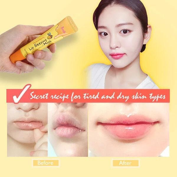 Honey & Berry Lip Sleeping Mask