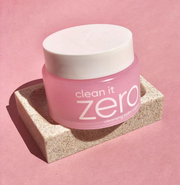 Clean It Zero Cleansing Balm - Original 100ml-Simple-Banila Co-Chicsta