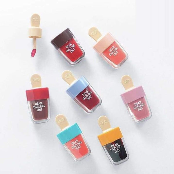 Dear Darling Water Gel Tint Ice Cream PK004 Red Bean