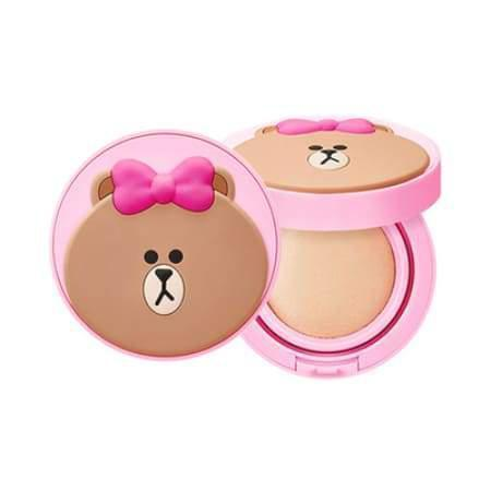 Dr. Belmeur UV Derma Baby Mild Sun Cushion Kakao Friends Limited Edition-Simple-The Face Shop-Chicsta