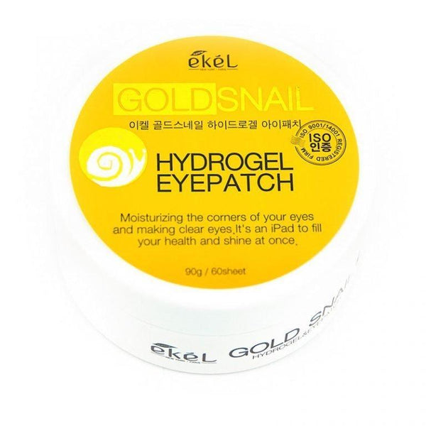 Ekel GOLDSNAIL Hydrogel Eye Patch-Simple-ekel-Chicsta