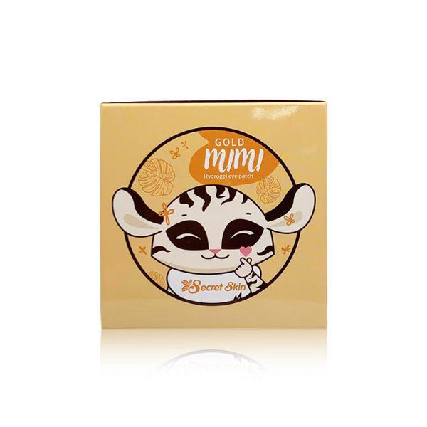 Secretskin Gold Mimi Hydrogel Eye Patch