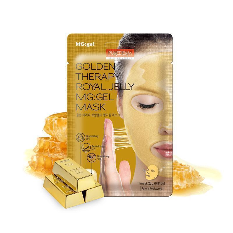 Golden Therapy Royal Jelly MG:Gel Mask