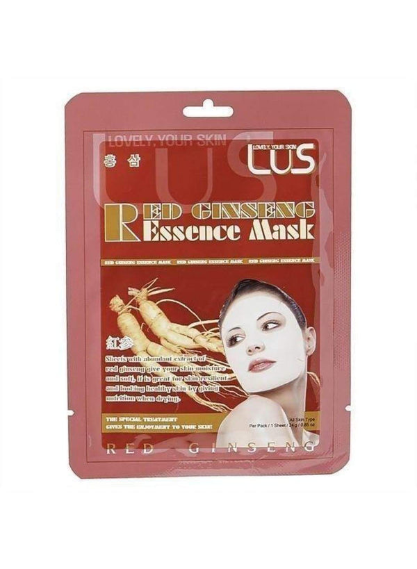 Lus Red Gensing Essence Mask
