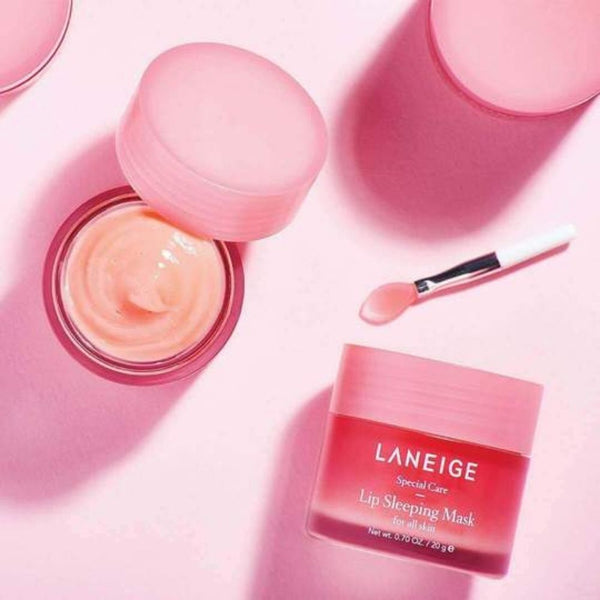 Lip Sleeping Mask - Berry #Big (Get Supple Lips Overnight)-Simple-LANEIGE-Chicsta
