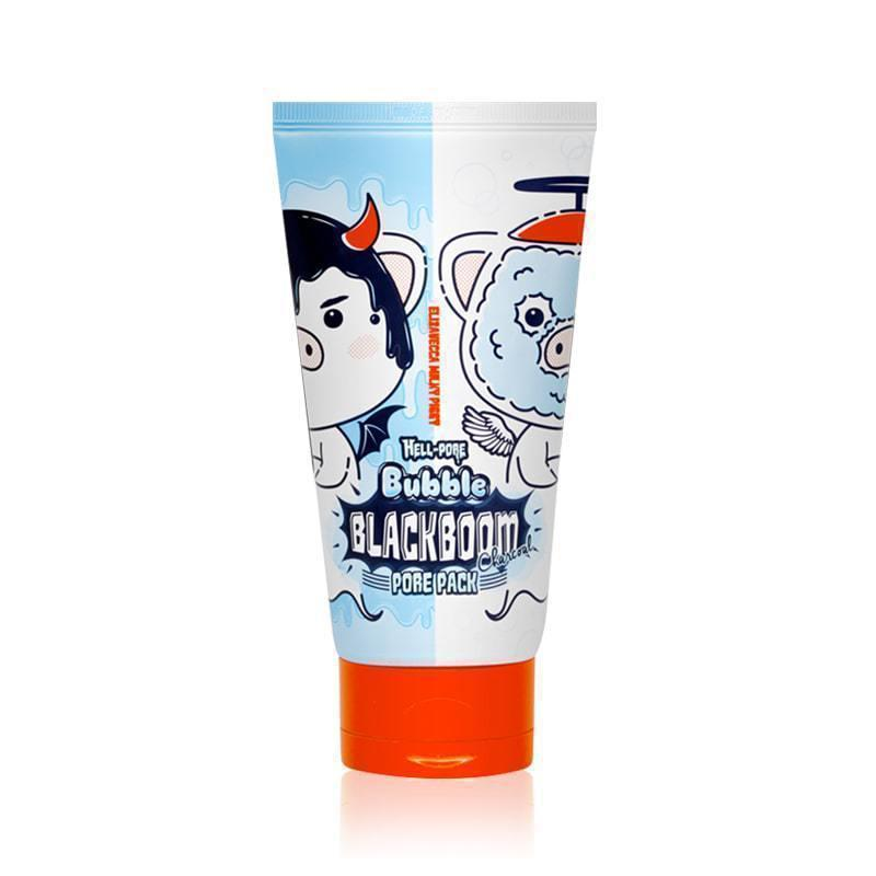 Milky Piggy Hell-Pore Bubble Blackboom Charcoal Pore Pack