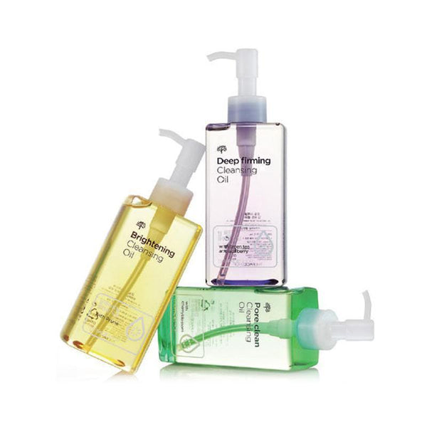 The Face Shop Oil Specialist Cleansing Oil 3 Type