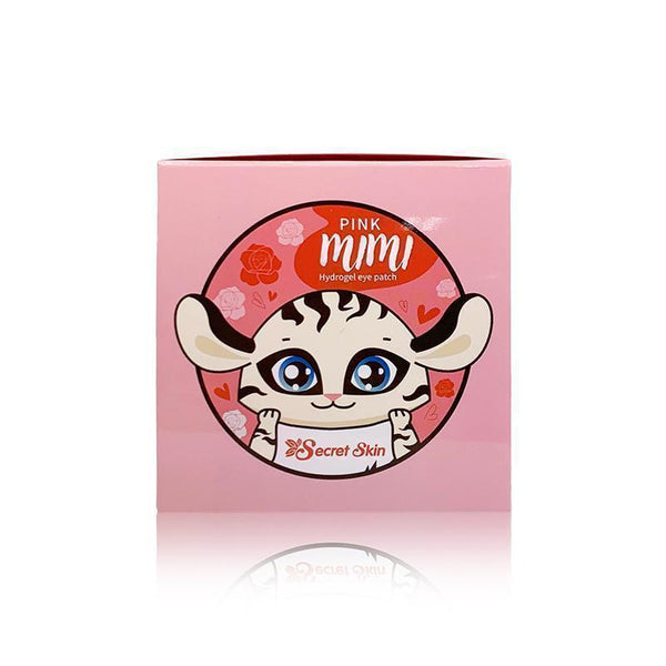 Secretskin Pink Mimi Hydrogel Eye Patch