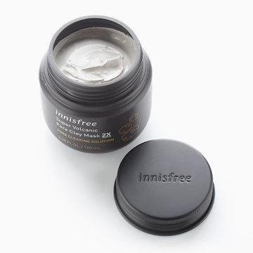 Super Volcanic Pore Clay Mask 2X-Simple-INNISFREE-Chicsta