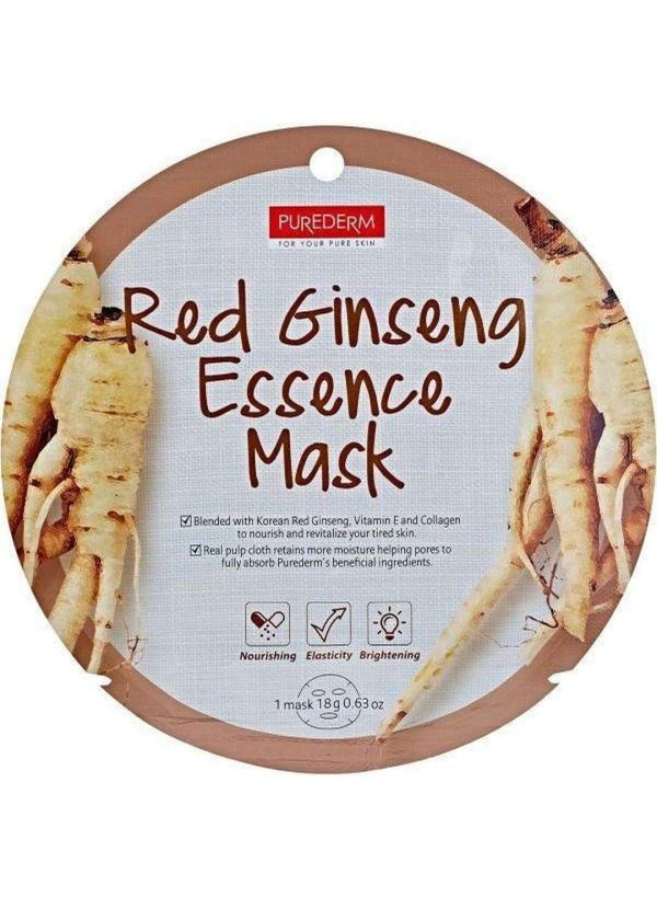 Purederm Red Ginseng Mask