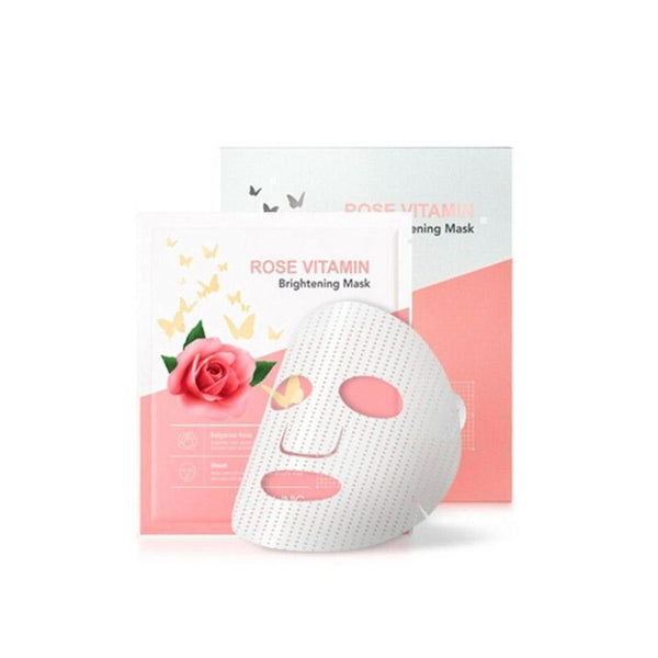 Maxclinic Rose Vitamin Brightening Mask
