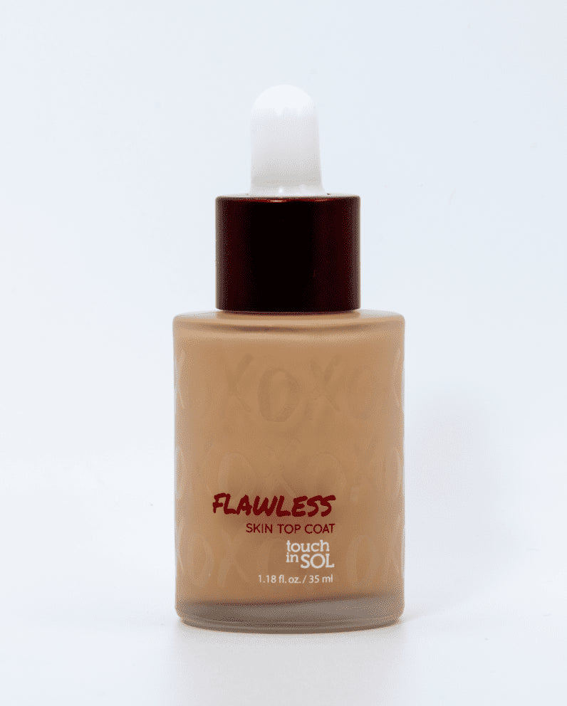 Flawless Skin Top Coat(2 Colors: Light / Natural)