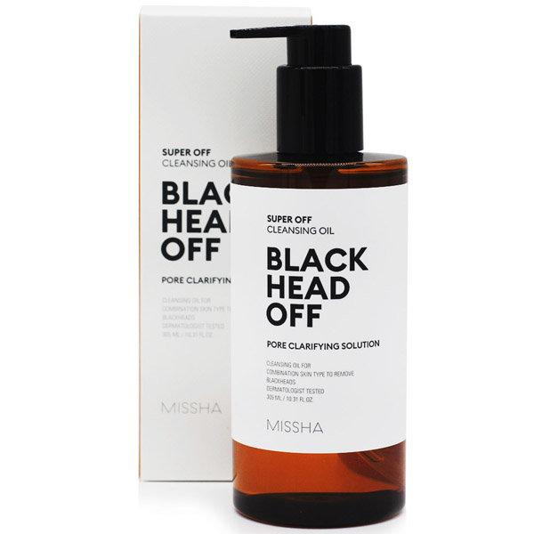Super Off Cleansing Oil (Blackhead Off)-Simple-Missha-Chicsta
