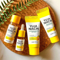 Yuja Niacin Brightening Starter Kit (Mini-Travel Size Brightening Kit)