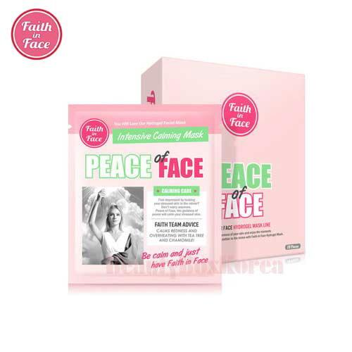 Hydrogel Mask Peace Of Face
