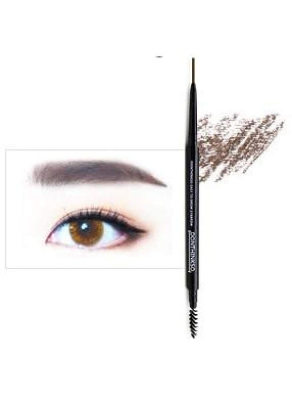 Easy To Draw Eyebrow - Brown