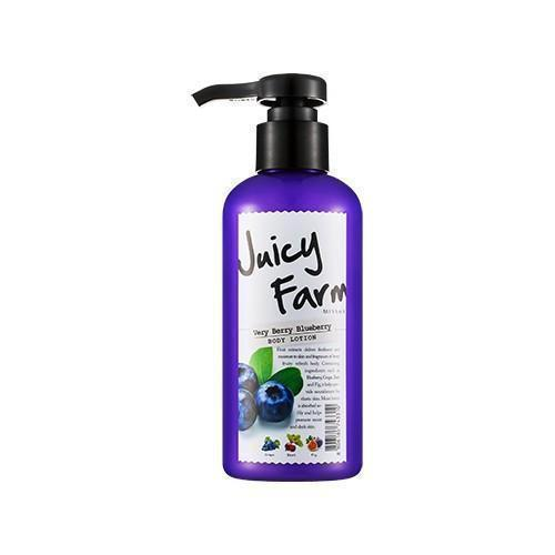Juicy Farm Body Lotion Very Berry Blueberry