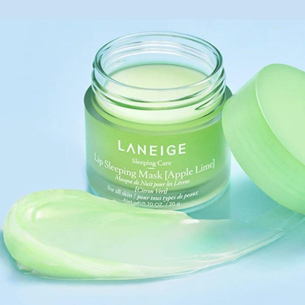 Lip Sleeping Mask- Apple Lime #Big-Laneige-Chicsta