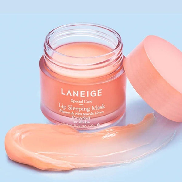 Lip Sleeping Mask- Grapefruit #Big-Laneige-Chicsta
