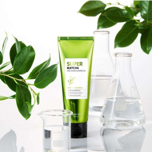 Super Matcha Pore Cleansing Gel