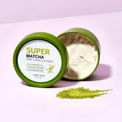 Super Matcha Pore Clean Clay Mask