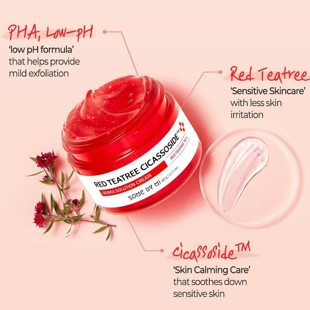 Some by Mi Red Teatree Cicassoside Final (Derma) Solution Cream | Chicsta