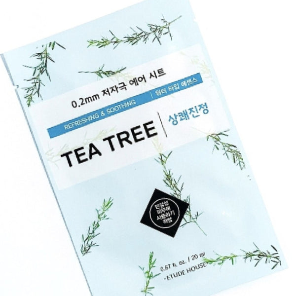 0.2 Therapy Air Mask 20ml #Tea Tree Refreshing and Soothing