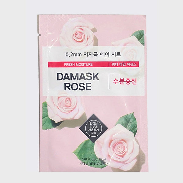 0.2 Therapy Air Mask 20ml #Damask Rose Fresh Moisture