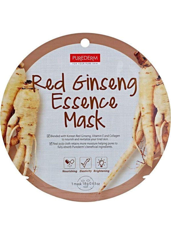 Red Ginseng Mask - Simple