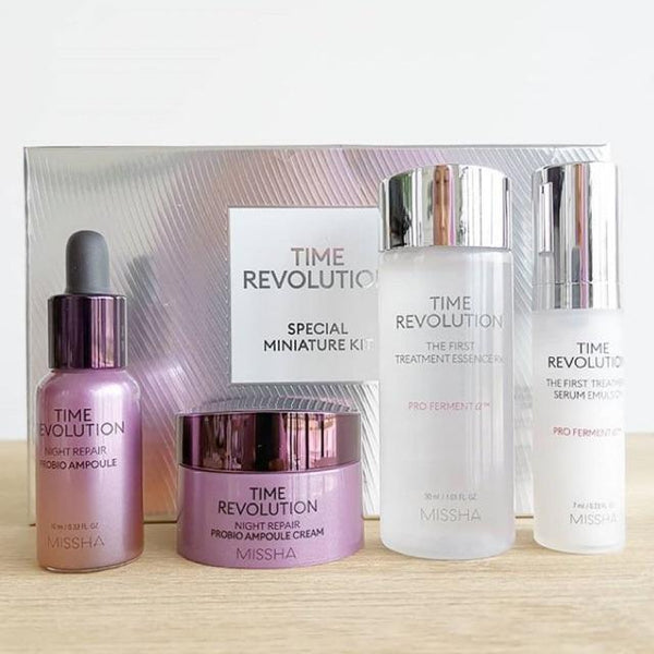 Time Revolution Special Miniature Kit-Missha-Chicsta